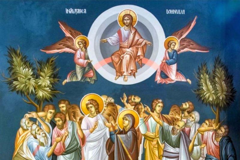 Înălţarea Domnului - foto preluat de pe ziarullumina.ro