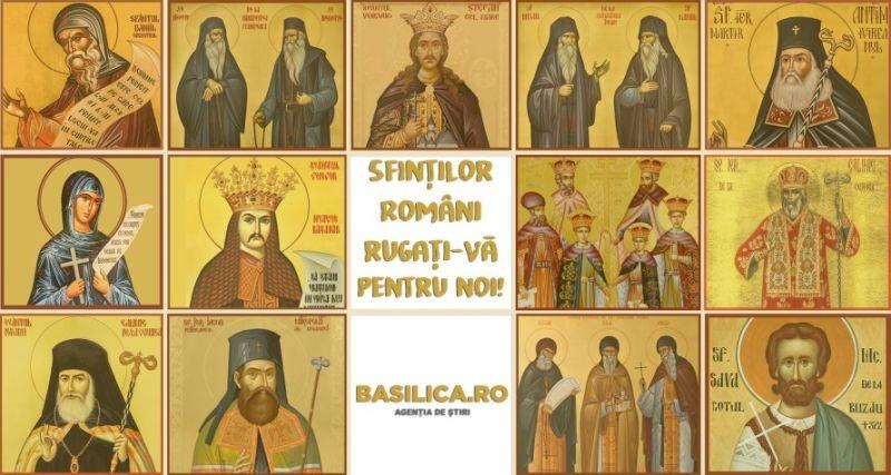 Duminica Sfinților Români - foto preluat de pe basilica.ro
