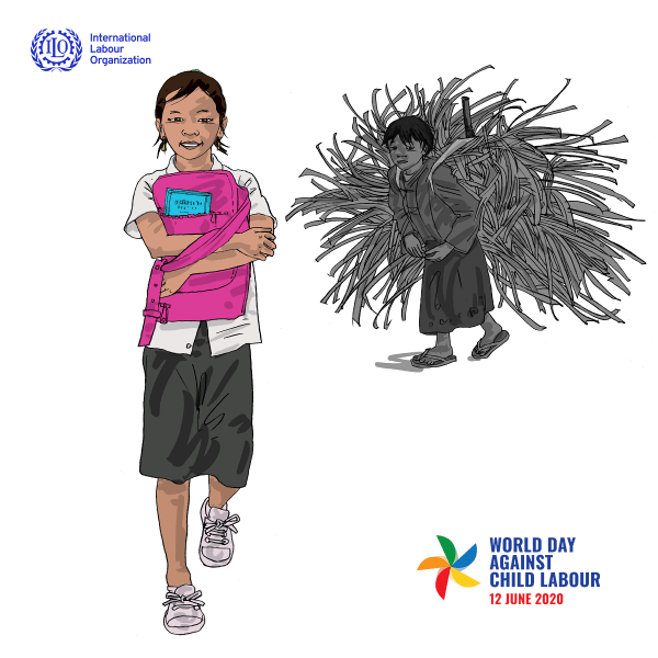 Ziua mondială împotriva exploatării prin muncă a copiilor (ONU) - foto preluat de pe www.un.org