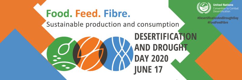 17 iunie - Ziua mondială pentru combaterea deşertificării şi a secetei (ONU) - foto preluat de pe www.unccd.int