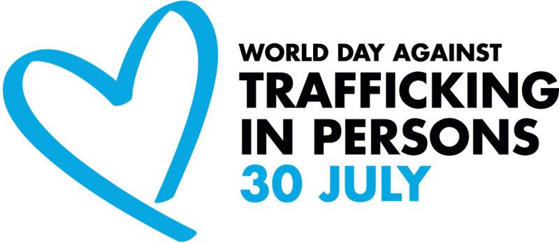 30 iulie - Ziua mondială împotriva traficului de persoane (ONU) - foto preluat de pe www.facebook.com/unitednations