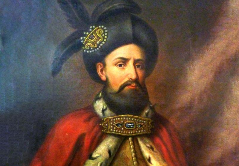 Constantin Brâncoveanu (n. 1654 – d. 15/26 august 1714) a fost domnul Ţării Româneşti între anii 1688 şi 1714, având una din cele mai lungi domnii din istoria principatelor române - foto preluat de pe ziarullumina.ro