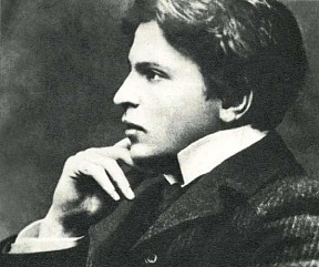 Young George Enescu - foto preluat de pe en.wikipedia.org