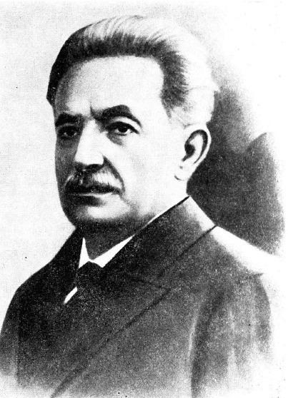 Ioan Slavici (n. 18 ianuarie 1848, Şiria, comitatul Arad - d. 17 august 1925, Crucea de Jos, Judeţul Putna) a fost un scriitor, jurnalist şi pedagog român, membru corespondent (din 1882) al Academiei Române - foto preluat de pe ro.wikipedia.org