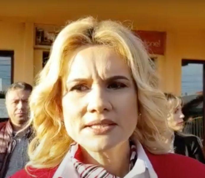 Laura-Mihaela FULGEANU-MOAGHER - foto preluat de pe pagina de facebook a lui Valeriu Nicolae