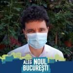 Nicușor Dan, candidatul dreptei, primarul bucureștenilor - foto p[reluat de pe www.facebook.com/NicusorDan.ro