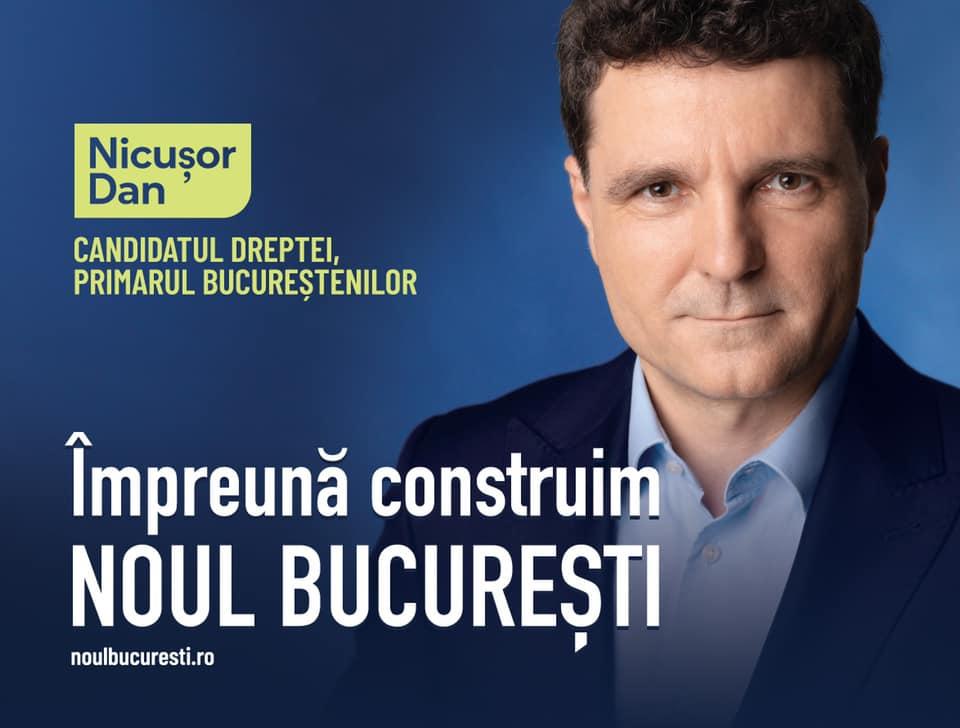 Nicușor Dan: Împreună construim NOUL BUCUREŞTI - foto preluuat de pe https://www.facebook.com/NicusorDan.ro/