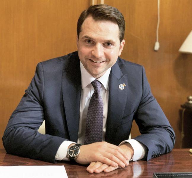 Sebastian Burduja - foto preluat de pe www.libertatea.ro