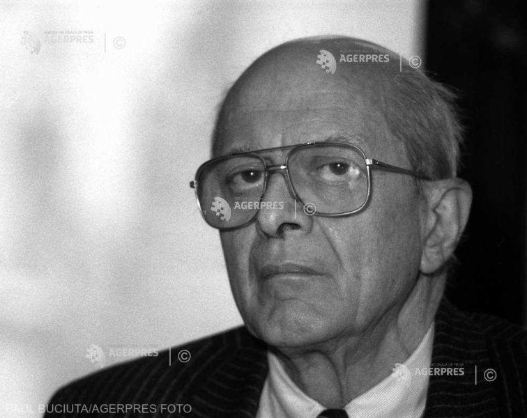 Alexandru (Alecu) Paleologu (n. 14 martie 1919, București, România – d. 2 septembrie 2005, București, România) a fost un scriitor, eseist, critic literar, diplomat și om politic român - foto preluat de pe agerpres.ro