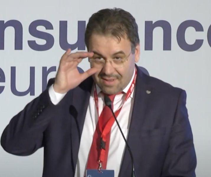 Leonardo Badea - Viceguvernator BNR - foto preluat de pe www.facebook.com