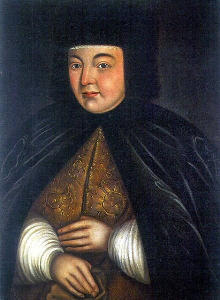 Nataliaa Kirillovna Narîşkina (n. 1 septembrie 1651 – 4 februarie 1694) a fost Ţarină a Rusiei din 1671 până în 1676 ca a doua soţie a Ţarului Alexei I al Rusiei - foto preluat de pe ro.wikipedia.org
