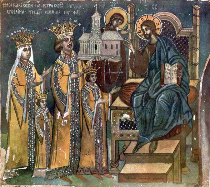Petru Rareş (n. 1483 - d. 3 septembrie 1546, Suceava) a fost domn al Moldovei de două ori, prima dată între 20 ianuarie 1527 şi 18 septembrie 1538, iar a doua oară între 19 februarie 1541 şi 3 septembrie 1546 - foto preluat de pe ro.wikipedia.org