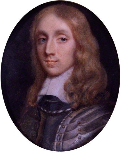 Richard Cromwell (n. 4 octombrie 1626 – d. 12 iulie 1712) a fost cel de-al doilea Lord Protector al Angliei, Scoţiei şi Irlandei. Fiind al treilea fiu al lui Oliver Cromwell i-a urmat acestuia, deoarece fraţii săi Robert şi Oliver au murit înaintea morţii tatălui lor. Richard a fost Lord Protector mai puţin de nouă luni, între 3 septembrie 1658 şi 25 mai 1659 - foto preluat de pe ro.wikipedia.org