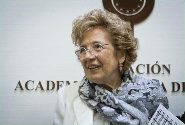 Sofia Corradi (Mamma Erasmus) - foto preluat de pe www.sofiacorradi.eu