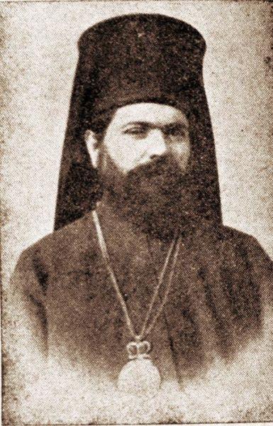 Tit Simedrea (n. 4 septembrie 1886, Naipu, jud. Giurgiu - d. 9 decembrie 1971, la mănăstirea Cernica) a fost un cleric ortodox român, istoric, mitropolit al Bucovinei - foto preluat de pe ziarullumina.ro