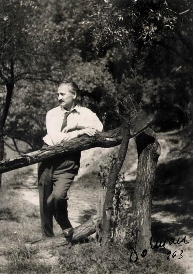 Vasile Dobrian (n. 1912, Sibiu, Austro-Ungaria – d. 1999, București, România) a fost un pictor, desenator, grafician și poet român de avangardă - foto preluat de pe www.razvanpop.ro