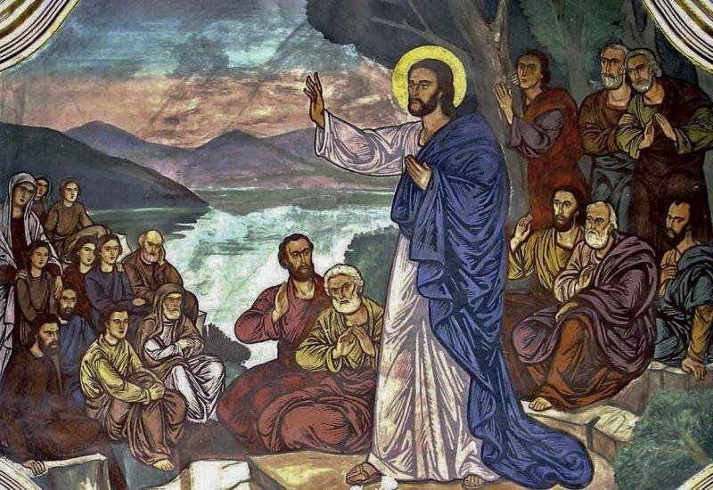 Duminica a 19-a după Rusalii (Predica de pe Munte – Iubirea vrăjmașilor) - foto preluat de pe ziarullumina.ro