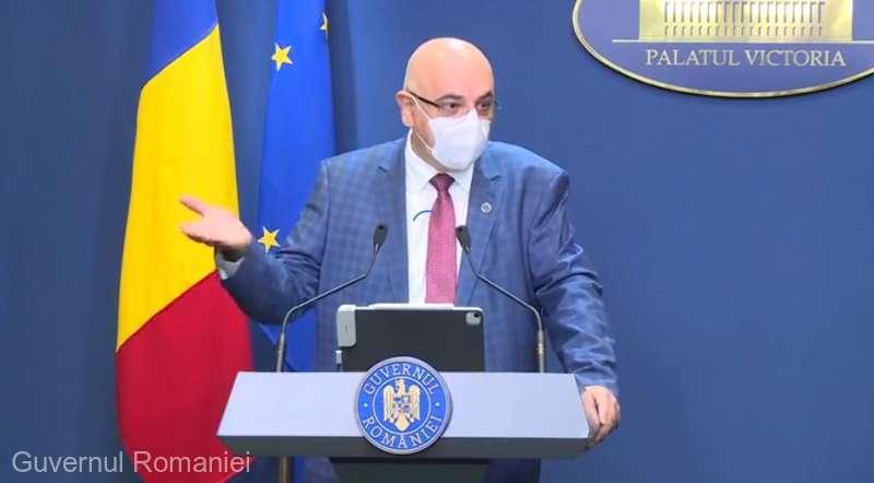 Arafat: Guvernul a adoptat noi măsuri care vor fi aplicate la nivel naţional, începând de luni - foto preluat de pe www.agerpres.ro