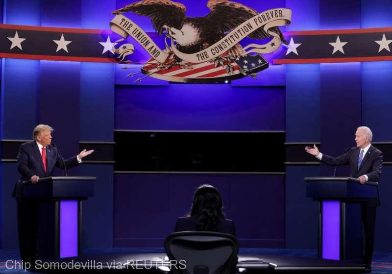 Trump sau Biden? Americanii au votat pentru alegerea celui de-al 46-lea preşedinte al SUA (3 noiembrie 2020) - foto preluat de pe www.agerpres.ro