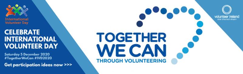 5 decembrie - Ziua internaţională a voluntarilor (ONU) - foto preluat de pe www.volunteer.ie