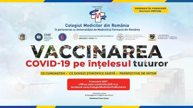 Vaccinarea COVID-19 pe înțelesul tuturor - foto preluat de pe www.facebook.com