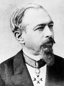 Carol Benesch (n. 9 ianuarie 1822, Jägerndorf, Imperiul Austriac, azi Krnov, Cehia - d. 30 octombrie 1896, București) a fost un arhitect silezian de orientare istoristă și eclectică stabilit în Regatul României - foto preluat de pe www.bunicutavirtuala.com