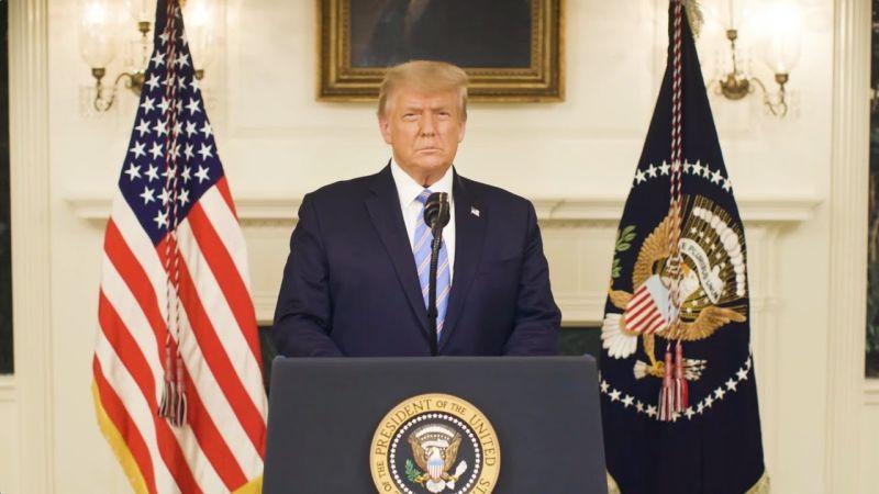 President Donald J. Trump - foto preluat de pe www.youtube.com