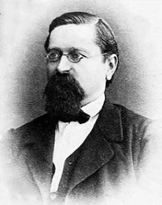 Franz Friedrich Fronius (n. 9 ianuarie 1829, Nadeș, comitatul Târnava, Principatul Transilvaniei - d. 14 februarie 1886, Agnita, Ungaria, în cadrul statului dualist Austro-Ungaria) a fost un profesor, biolog și etnolog sas din Transilvania - foto preluat de pe www.bunicutavirtuala.com