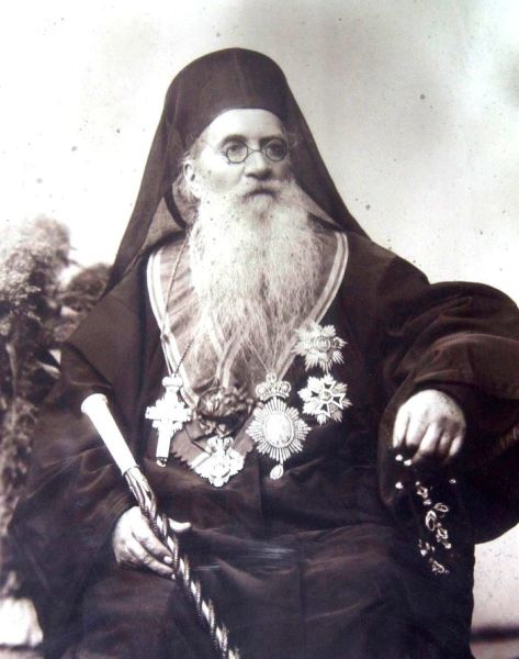 Iosif Naniescu (nume la naştere Ioan Mihalache; n. 15/27 iulie 1818, Răzălăi, Moldova, azi Republica Moldova - d. 26 ianuarie 1902, Iaşi, Regatul României) a fost un mitropolit şi cărturar român, membru de onoare (din 1888) al Academiei Române - foto preluat de pe ro.wikipedia.org