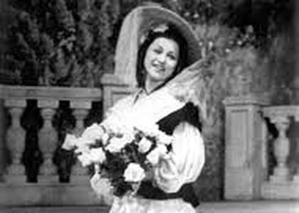 Lya Hubic (n. 9 ianuarie 1911, Paleu, Bihor, România – d. 16 februarie 2006, Cluj-Napoca, România) a fost o interpretă de operă și operetă română (soprană) - foto preluat de pe www.romania-muzical.ro