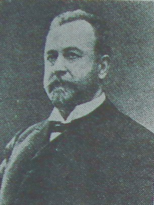 Elie Radu (n. 20 aprilie 1853, Botoşani – d. 10 octombrie 1931) a fost un inginer constructor de poduri şi şosele, pedagog şi academician român - foto preluat de pe ro.wikipedia.org