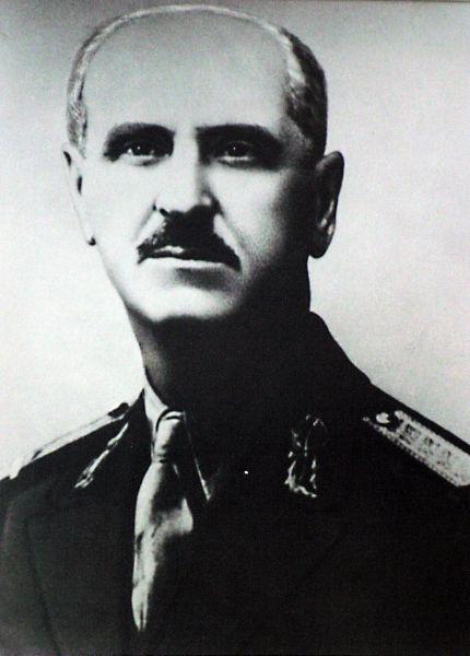 Nicolae Ciupercă (n. 20 aprilie 1882, Râmnicu Sărat — d. 25 mai 1950, Închisoarea Văcăreşti) a fost un politician şi general român - foto preluat de pe ro.wikipedia.org