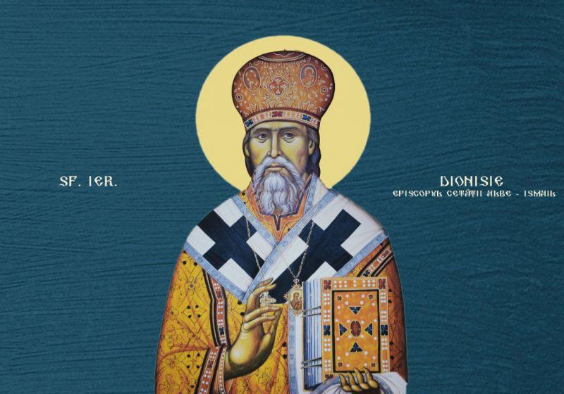 Sf. Ier. Dionisie, episcopul Cetății Albe – Ismail (1868 - 1943) - foto preluat de pe ziarullumina.ro
